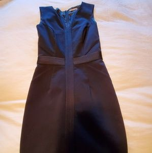 H&M Slim Black Pencil Dress